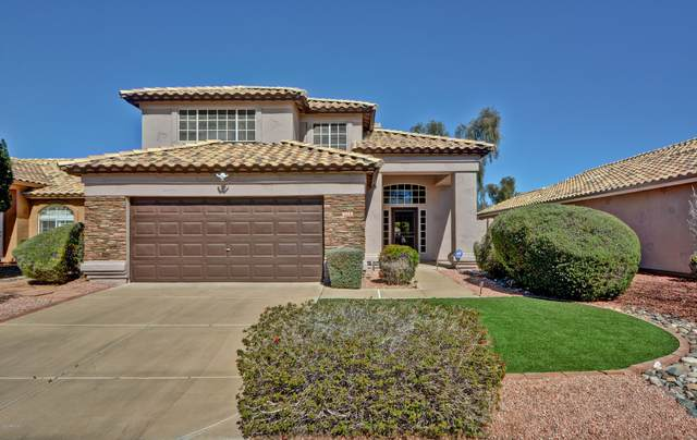 6916 W Tina Lane, Glendale, AZ 85310 (MLS #6042979) :: The Laughton Team
