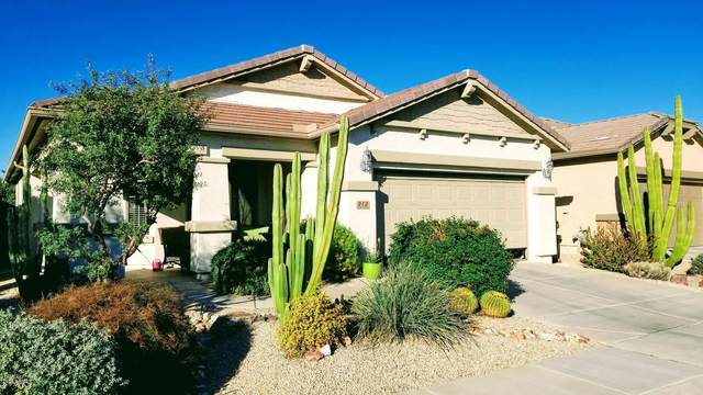 212 W Ironhorse Lane, San Tan Valley, AZ 85143 (MLS #6043003) :: The Ramsey Team