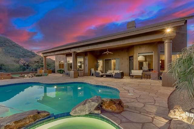 11725 E Mariposa Grande Drive, Scottsdale, AZ 85255 (MLS #6043005) :: Santizo Realty Group