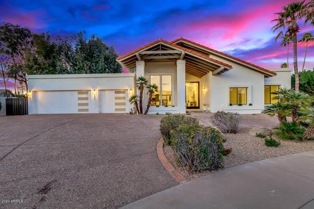 9802 E Mission Lane, Scottsdale, AZ 85258 (MLS #6043026) :: The Kenny Klaus Team