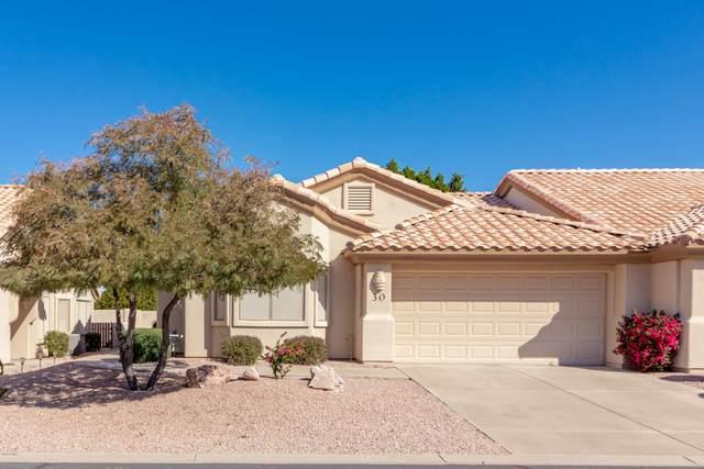 5830 E Mckellips Road #30, Mesa, AZ 85215 (MLS #6043031) :: The Property Partners at eXp Realty