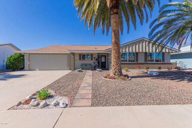 14410 N Agua Fria Drive, Sun City, AZ 85351 (MLS #6043042) :: Keller Williams Realty Phoenix