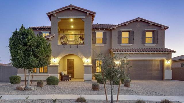 21497 E Caldwells Way, Queen Creek, AZ 85142 (MLS #6043065) :: The Kenny Klaus Team