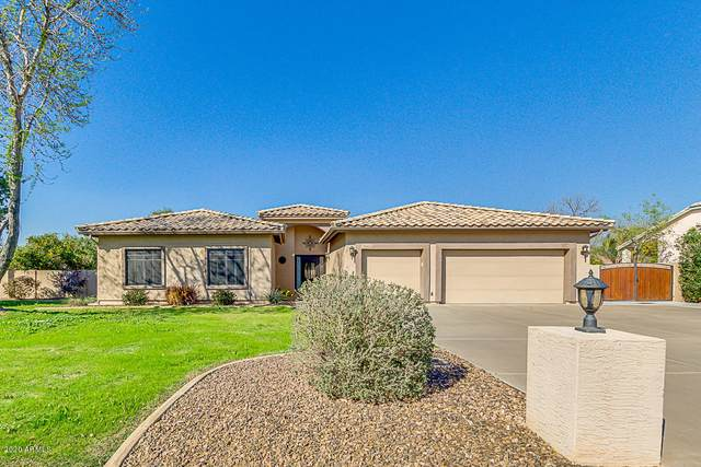 19328 E Avenida Del Valle, Queen Creek, AZ 85142 (MLS #6043076) :: The Kenny Klaus Team