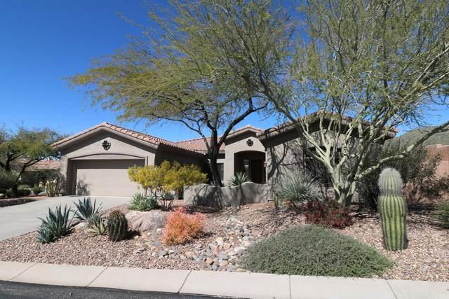 2342 W Shadow Glen Court, Anthem, AZ 85086 (MLS #6043091) :: Conway Real Estate