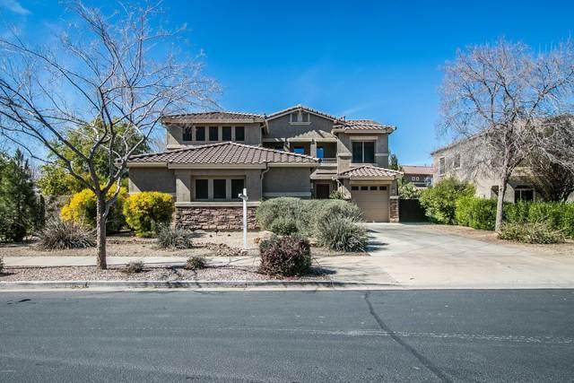 21932 S 185TH Way, Queen Creek, AZ 85142 (MLS #6043097) :: The Kenny Klaus Team