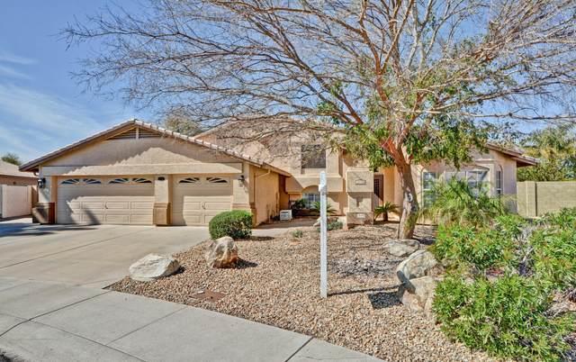 12708 N 77TH Drive, Peoria, AZ 85381 (MLS #6043150) :: Revelation Real Estate
