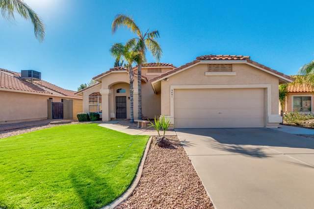 3431 E Sequoia Drive #0, Phoenix, AZ 85050 (MLS #6043156) :: Keller Williams Realty Phoenix