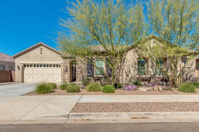 22334 E Quintero Road, Queen Creek, AZ 85142 (MLS #6043167) :: The Kenny Klaus Team