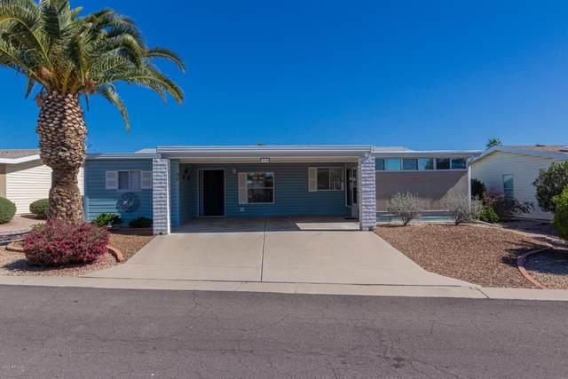 3400 S Ironwood Drive #98, Apache Junction, AZ 85120 (MLS #6043181) :: The Garcia Group
