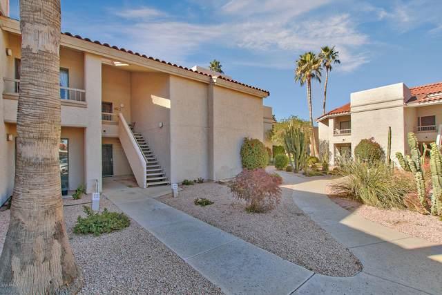 9550 N 94TH Place #111, Scottsdale, AZ 85258 (MLS #6043185) :: The Kenny Klaus Team