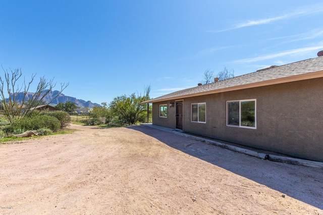 1373 E Frontier Street, Apache Junction, AZ 85119 (MLS #6043214) :: The Garcia Group