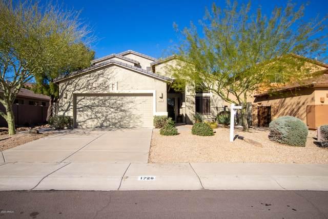 1726 W Frye Road, Phoenix, AZ 85045 (MLS #6043215) :: The Kenny Klaus Team
