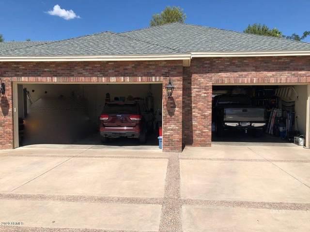 865 Linda Vista Drive, Globe, AZ 85501 (MLS #6043224) :: Revelation Real Estate