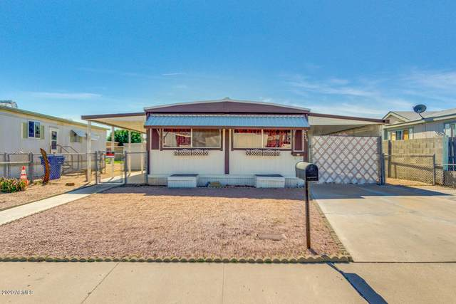 2729 E Birchwood Avenue, Mesa, AZ 85204 (MLS #6043256) :: Yost Realty Group at RE/MAX Casa Grande