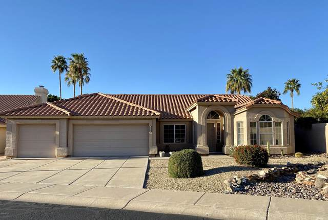 6278 W Lone Cactus Drive, Glendale, AZ 85308 (MLS #6043325) :: The Kenny Klaus Team