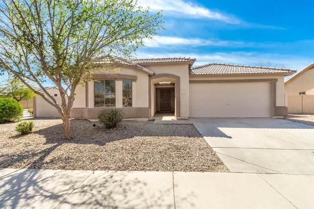 1553 E Racine Drive, Casa Grande, AZ 85122 (MLS #6043353) :: Yost Realty Group at RE/MAX Casa Grande