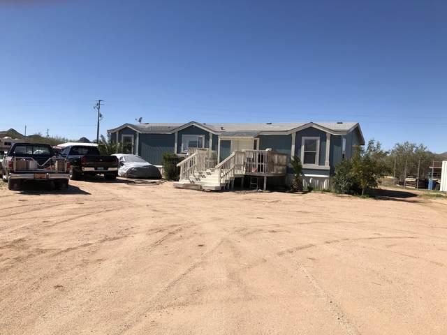 1196 S Ralston Road, Maricopa, AZ 85139 (MLS #6043380) :: Revelation Real Estate