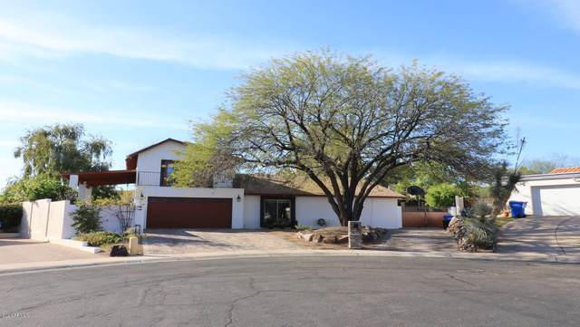 11202 N 23RD Place, Phoenix, AZ 85028 (MLS #6043395) :: Brett Tanner Home Selling Team