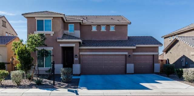 3945 W Salter Drive, Glendale, AZ 85308 (MLS #6043434) :: The Kenny Klaus Team
