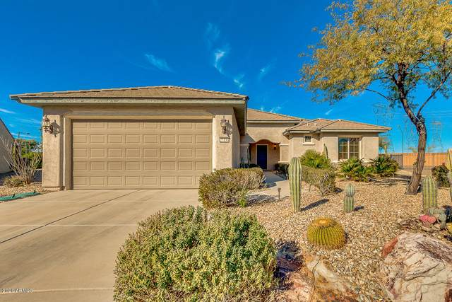 27133 W Burnett Road, Buckeye, AZ 85396 (MLS #6043461) :: The Garcia Group
