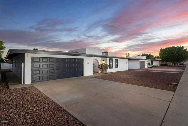 515 W Pebble Beach Drive, Tempe, AZ 85282 (MLS #6043472) :: Revelation Real Estate