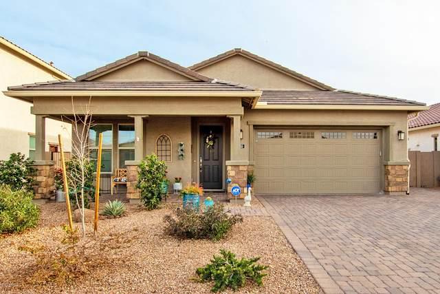 955 E Knightsbridge Way, Gilbert, AZ 85297 (MLS #6043486) :: Revelation Real Estate