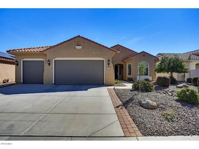20257 N 262ND Drive, Buckeye, AZ 85396 (MLS #6043502) :: Revelation Real Estate