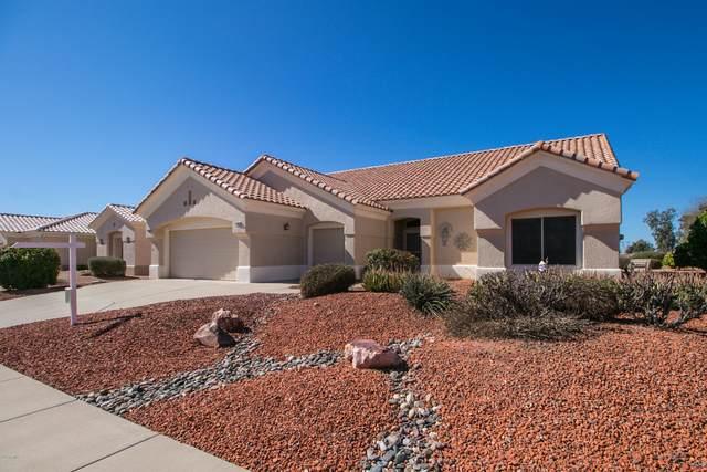 22914 N Las Vegas Drive, Sun City West, AZ 85375 (MLS #6043506) :: The Garcia Group
