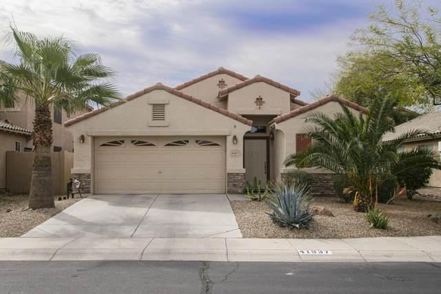 41937 W Anne Lane, Maricopa, AZ 85138 (MLS #6043530) :: Revelation Real Estate