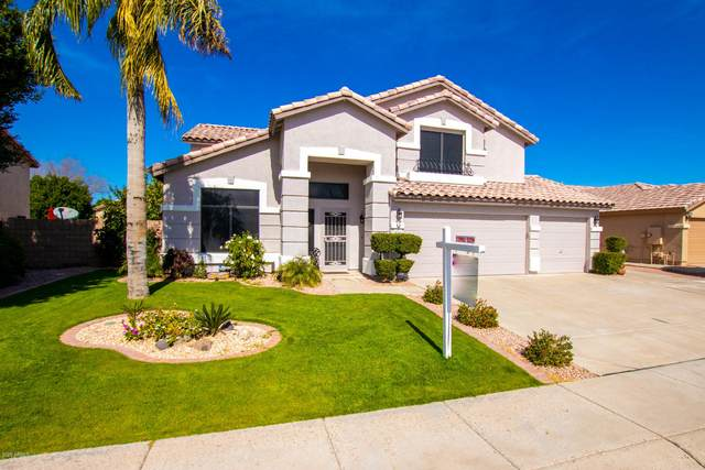 5366 W Michelle Drive, Glendale, AZ 85308 (MLS #6043542) :: The Kenny Klaus Team