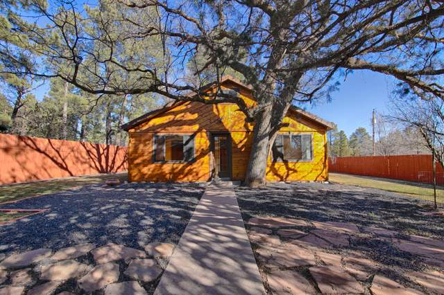 2710 Rainbow Lake Drive, Lakeside, AZ 85929 (MLS #6043565) :: Keller Williams Realty Phoenix