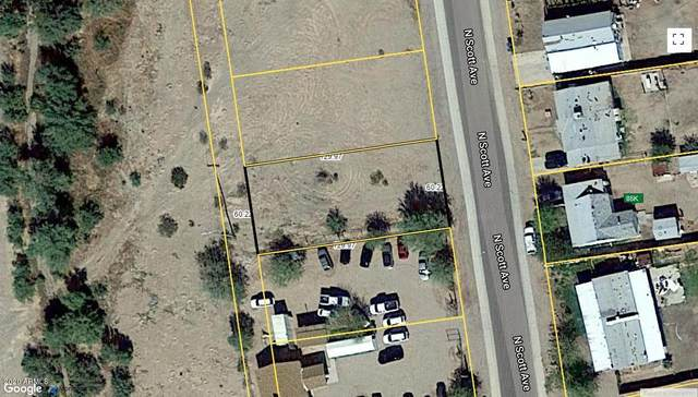 0 N Scott Avenue, Gila Bend, AZ 85337 (MLS #6043609) :: Klaus Team Real Estate Solutions