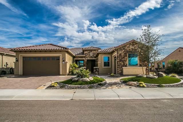 21275 N 266TH Avenue, Buckeye, AZ 85396 (MLS #6043613) :: REMAX Professionals