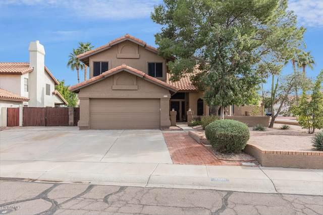 3501 E Ashurst Drive, Phoenix, AZ 85048 (MLS #6043619) :: Revelation Real Estate