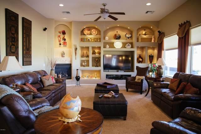 2461 N Lema Drive, Mesa, AZ 85215 (MLS #6043630) :: REMAX Professionals