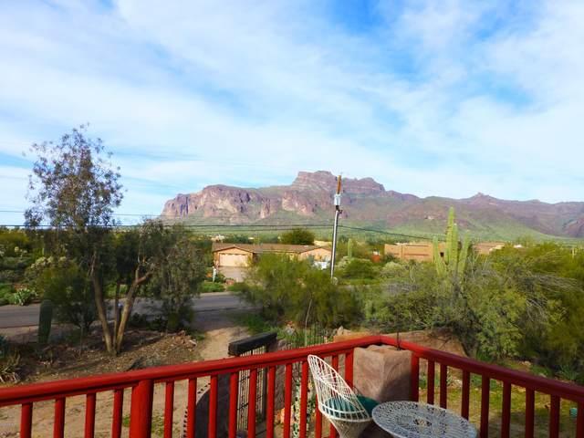 5757 E 12TH Avenue, Apache Junction, AZ 85119 (MLS #6043639) :: Brett Tanner Home Selling Team