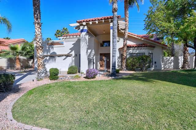9876 E Cochise Drive, Scottsdale, AZ 85258 (MLS #6043659) :: The Kenny Klaus Team