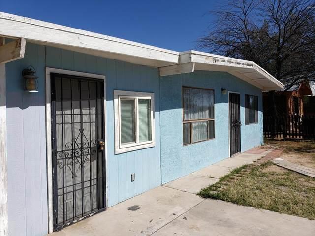 241 E 6TH Street, Benson, AZ 85602 (MLS #6043665) :: Revelation Real Estate