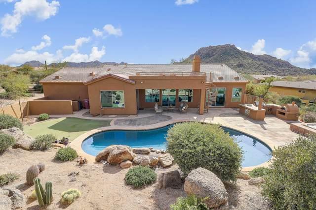 11492 E Cavedale Drive, Scottsdale, AZ 85262 (MLS #6043673) :: Arizona 1 Real Estate Team