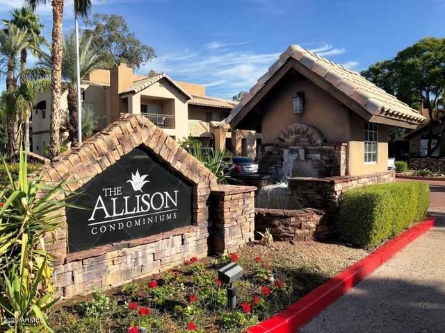 14145 N 92ND Street #1144, Scottsdale, AZ 85260 (MLS #6043735) :: Revelation Real Estate