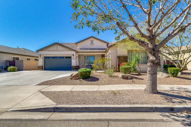 7314 N 86TH Lane, Glendale, AZ 85305 (MLS #6043803) :: Brett Tanner Home Selling Team