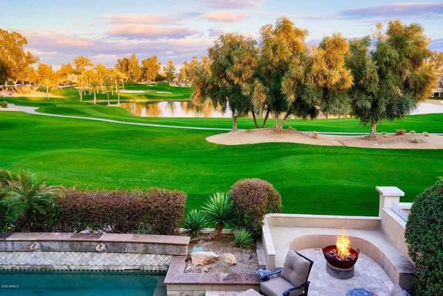 7323 E Gainey Ranch Road #4, Scottsdale, AZ 85258 (#6043920) :: The Josh Berkley Team