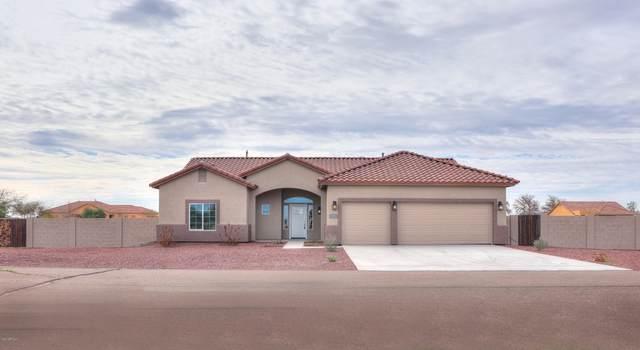 6953 W Quarter Horse Run, Coolidge, AZ 85128 (MLS #6043938) :: Riddle Realty Group - Keller Williams Arizona Realty