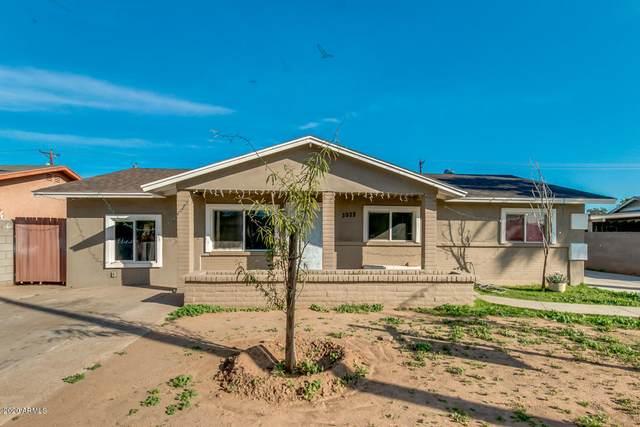 3928 W Lynwood Street, Phoenix, AZ 85009 (MLS #6043970) :: Brett Tanner Home Selling Team
