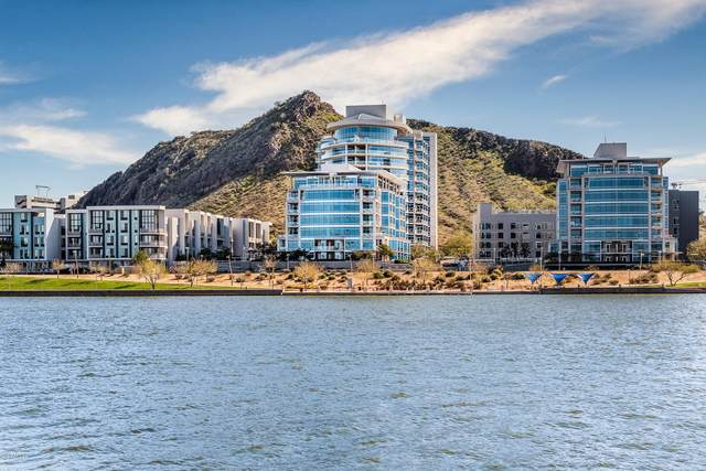 140 E Rio Salado Parkway #304, Tempe, AZ 85281 (MLS #6043984) :: Brett Tanner Home Selling Team