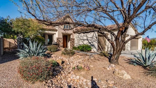 48574 N El Buho Pequeno, Gold Canyon, AZ 85118 (MLS #6044088) :: The Kenny Klaus Team