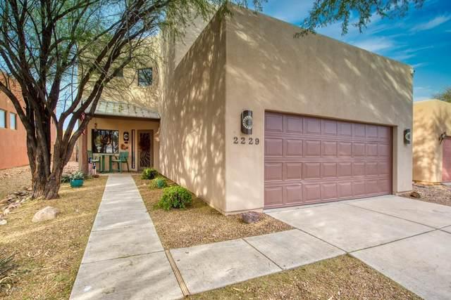 2229 Chaplain Carter Drive, Sierra Vista, AZ 85635 (MLS #6044163) :: Brett Tanner Home Selling Team