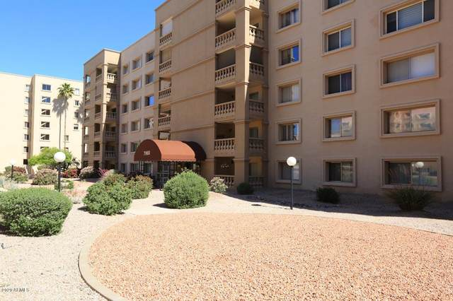 7960 E Camelback Road #411, Scottsdale, AZ 85251 (MLS #6044227) :: Riddle Realty Group - Keller Williams Arizona Realty