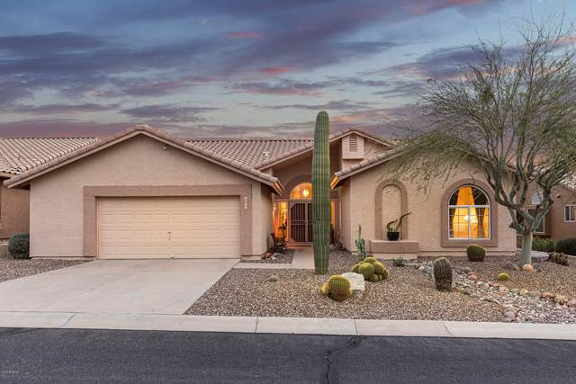 8843 E Yucca Blossom Drive, Gold Canyon, AZ 85118 (MLS #6044313) :: The Everest Team at eXp Realty